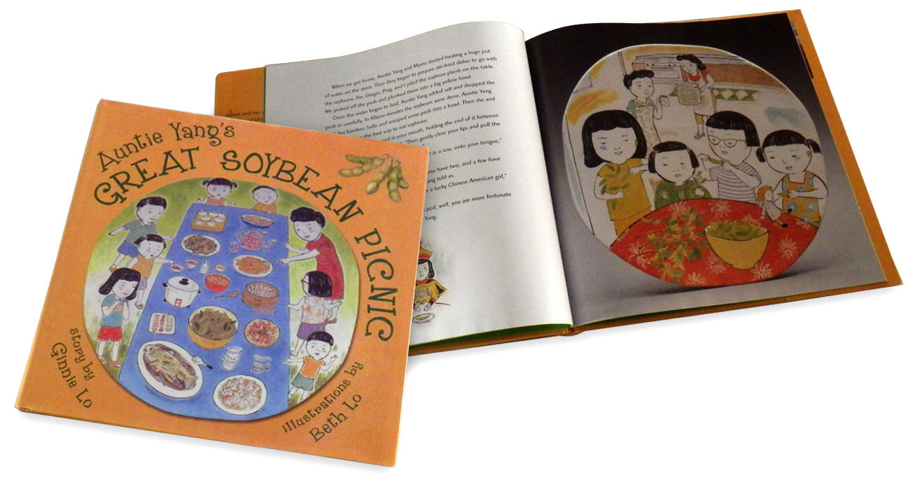 design for book publishers - picture books