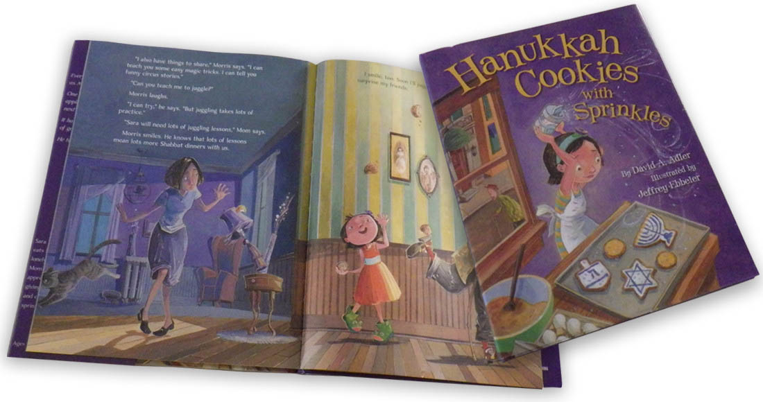 childrens book design - picture book